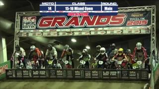 2015 USA BMX Grands Main Events thumbnail