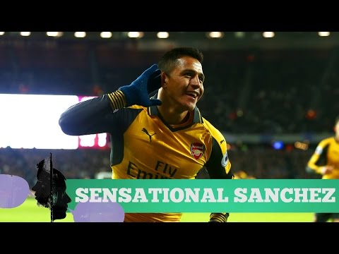 Everyone's Talking About Alexis Sanchez - BBC Sport