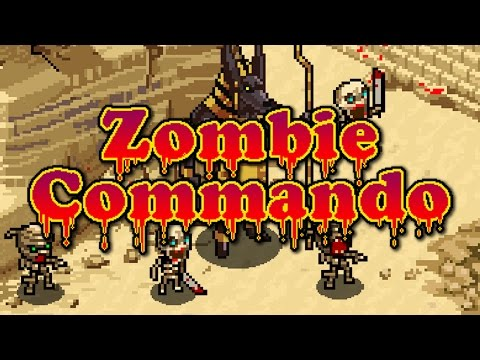 Zombie Commando - Official Trailer