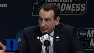 Coach K: You Were Made For This Moment