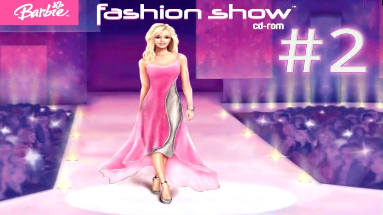 #2 Игра Барби Показ Мод - Прохождение. Коллекция Пижам