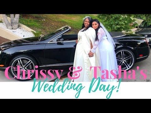 Chrissy & Tasha's Wedding 2018 - Lesbian Wedding