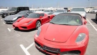 The Abandoned Supercars of Dubai!