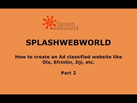 How to create an Ad classified website with Osclass script