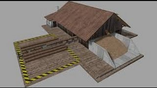 How To Run The Sawmill In Farming Simulator 2015
