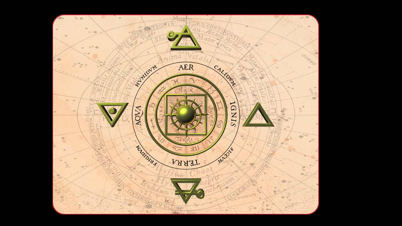 ancient greek symbol water fire air earth youtube