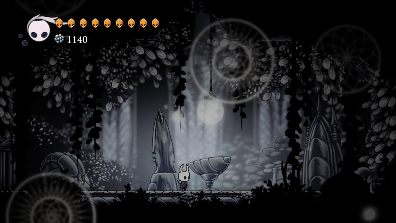 how to start hidden dreams hollow knight