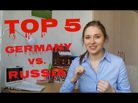 Топ 5 ОТЛИЧИЙ между учебой в Германии и России