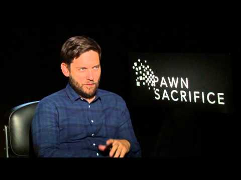 Pawn Sacrifice: Tobey Maguire Official Movie Interview