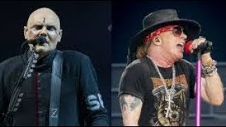 Guns N' Roses News  Smashing Pumpkis To Open Select Dates This Summer