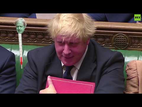 Boris Johnson blasted at PMQs