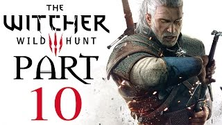 The Witcher 3: Wild Hunt - Let's Play - Part 10 -