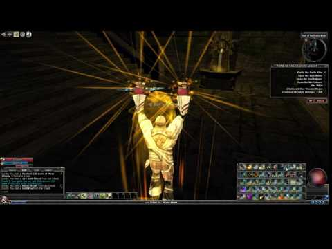 DDO L09 06 Tomb of the Shadow Knight Solo