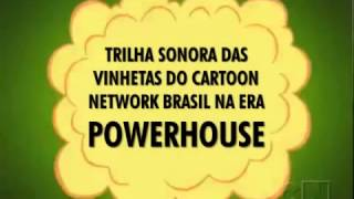 Cartoon Network Trilha Sonora da era Kraftpaket
