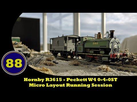 Hornby R3615 Peckett Works Livery No.560//1893 0-4-0ST OO Gauge