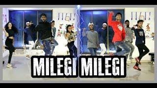 Milegi Milegi | STREE | Dance Choreography By WWC PALGHAR