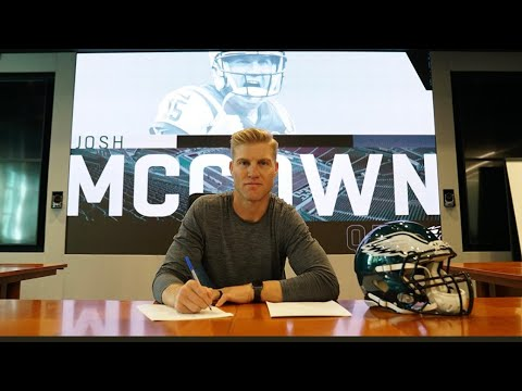 Philadelphia Eagles| Josh MCcown signed. The importance of this and more.