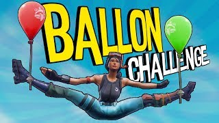Mit Luftballons gewinnen | Fortnite Battle Royale