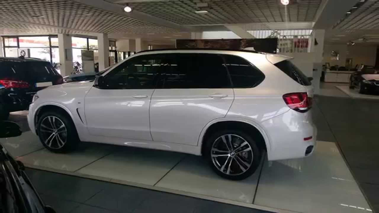 2015 Bmw X5 M50d F15 Youtube