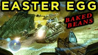 Halo 4 Easter Egg | Baked Beans (scorpion Mongoose Beep)