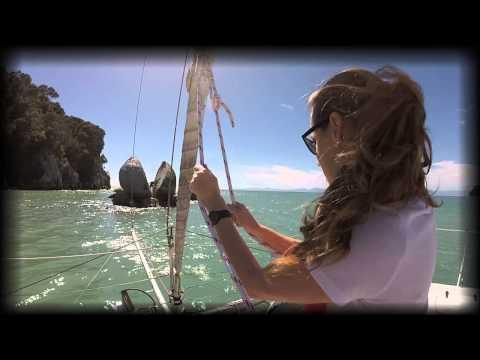 Sailing with Abel Tasman Sailing Adventures