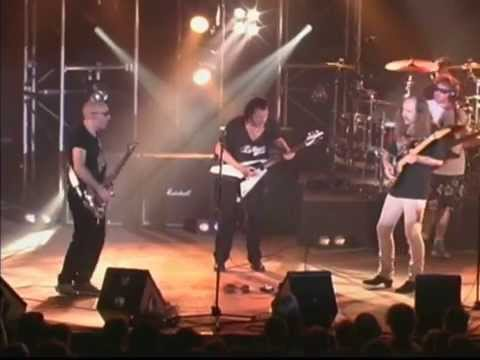 ULI JON ROTH & JOE SATRIANI & MICHAEL SCHENKER - VOODOO CHILD - G3 - BERLIN