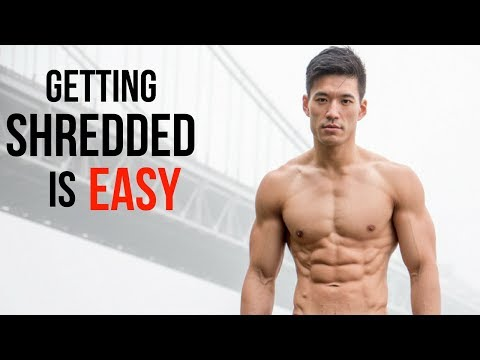 Getting Shredded Is Easy - The Mistakes I Made