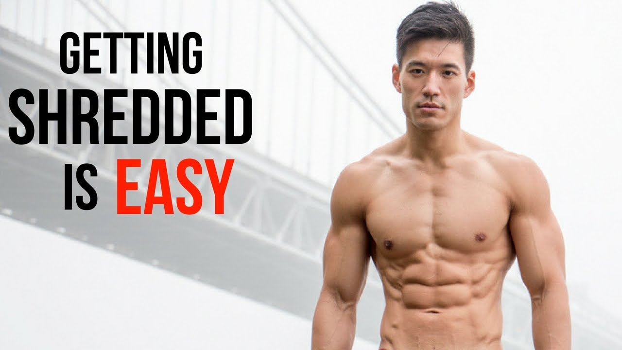 what should i take to get ripped