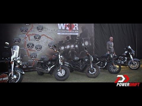 Harley Davidson Motorcycles India Line up : PowerDrift