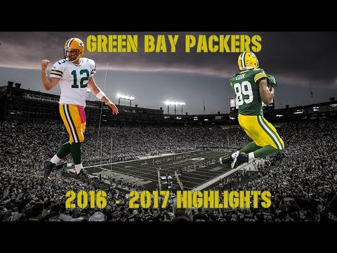 Green Bay Packers 2016-2017 Highlights