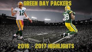 Green Bay Packers 2016-2017 Highlights