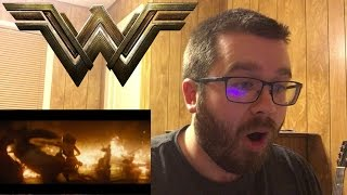 WONDER WOMAN – Rise of the Warrior [Official Final Trailer] Reaction!