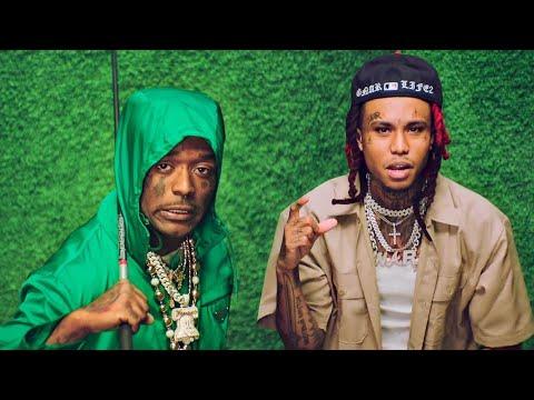 Смотреть клип Lil Gnar Ft. Lil Uzi Vert - Diamond Choker