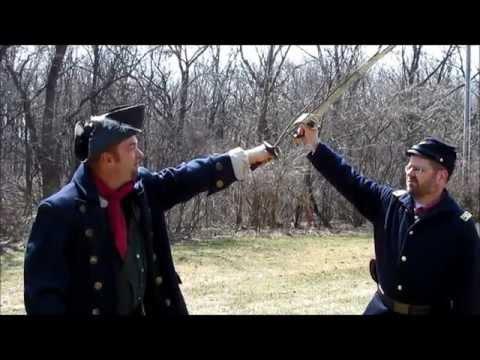 Civil War Swords and Sword Fighting