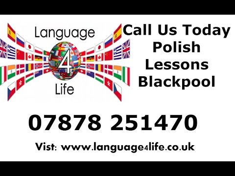 Polish Lessons In Blackpool