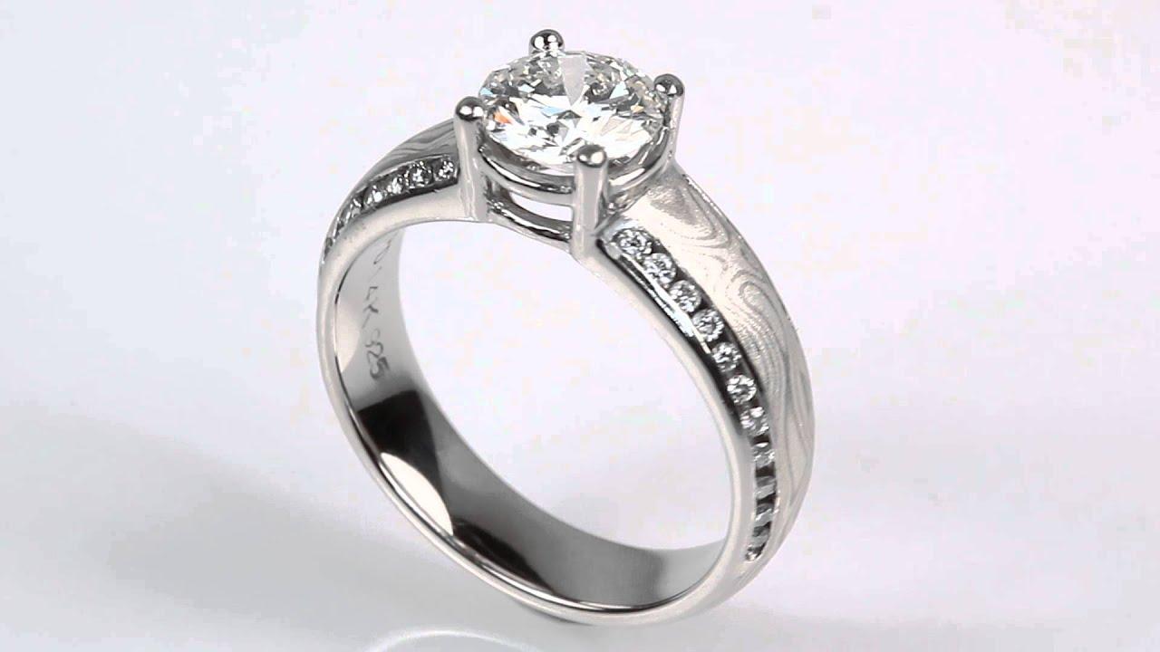 Mokume Diamond Engagement Ring  Radiate  Youtube. 1.3 Carat Engagement Rings. Light Pink Engagement Rings. Old Engagement Rings. Color Engagement Rings. Soldered Rings. 2.12 Carat Engagement Rings. Vintage Engagement Rings. Dinner Wedding Rings