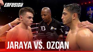 Mohammed Jaraya  vs Tayfun Ozcan    Enfusion League Round 1   Antwerp