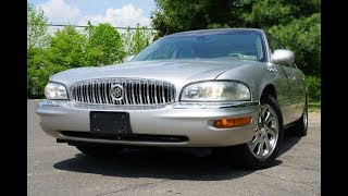 2005 Buick Park Avenue Ultra Supercharged