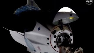 SPACETIME SPECIAL: SpaceX Crew Dragon on the way back to earth (1)