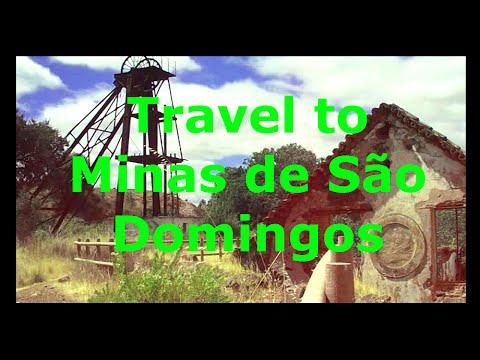 Travel to: Minas de São Domingos - Portugal