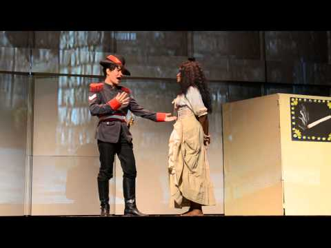 "Clip of ""Carmen"" Opera Presented by South Mountain Community College"