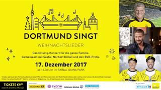 """""""Dortmund singt Weihnachtslieder"""""""