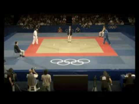 Judo Beijing Olympics 2008 柔道 Funny video