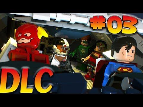 LEGO MOVIE 2 VIDEOGAME DLC PART 3 Deutsch - Galaktische Abenteuer - Dis-Harmoniestadt