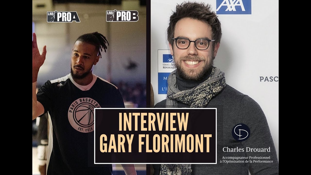 Interview Gary Florimont, champion du basketball français (partie 1/2)