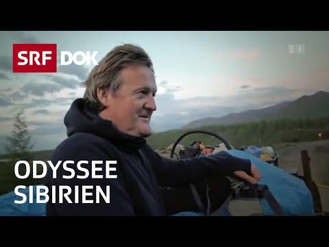 Odyssee in Sibirien | Korrespondent Christof Franzen unterwegs in Russland 1/4 | Doku | SRF DOK