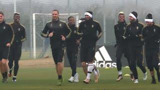 Sevilla vs. Juventus: the build-up - Siviglia-Juventus: la vigilia