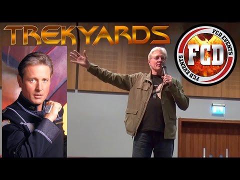 Bruce Boxleitner Talk (Babylon 5) - FCD 2.0
