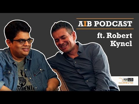 AIB Podcast : feat Robert Kyncl