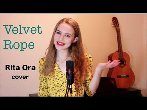 Velvet Rope - Rita Ora Cover // Tazmin